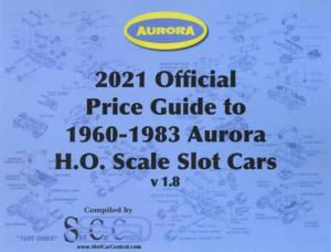 2021 Official Aurora Price Guide 1.8