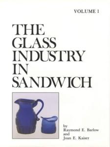 Glass Industry in Sandwich Vol  1