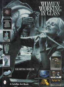 Women Working Art Glass