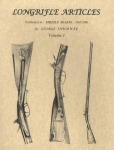Longrifle Articles Published in Muzzle Blasts 1965-2001, Vol 1