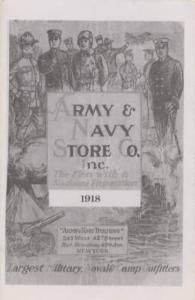 Army & Navy Store Reprint