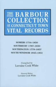Genealogy Connecticut Records V40