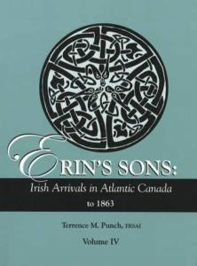 Irish Arrivals in Atlantic Canada to 1863