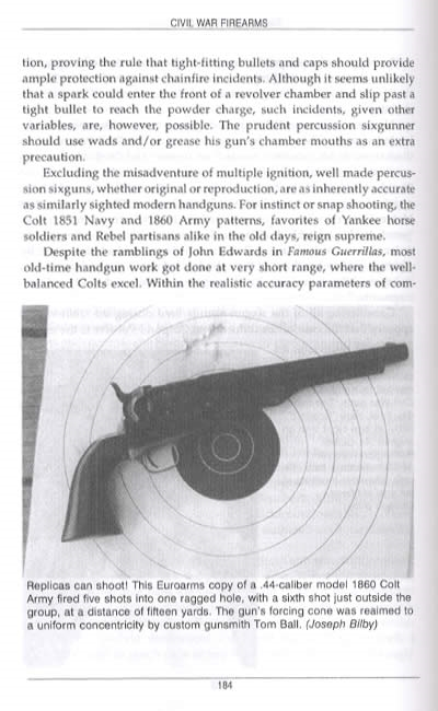 Civil War Firearms: Their Historical Background, Tactical Use and Modern  Collecting and Shooting by: Joseph G  Bilby