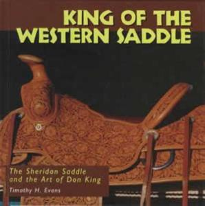 Western Saddles Don King