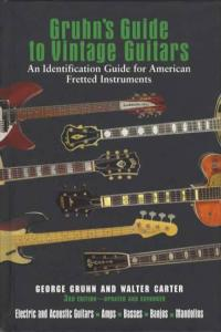 Gruhns Guide to Vintage Guitars