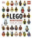 Lego Minifigure Year by Year Visual History