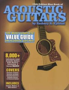 Blue Book Acoustic Guitars 15th Ed