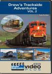 Model Railroader Video Plus: Drew's Trackside Adventures Vol 2