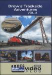 Model Railroader Video Plus: Drew's Trackside Adventures Vol 3
