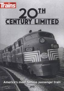 20th Century Limited Famous Passenger Train