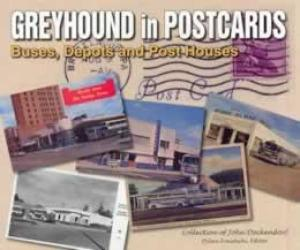 Greyhound (Bus Lines) in Postcards - Buses, Depots by: Dockendorf, Frautschi