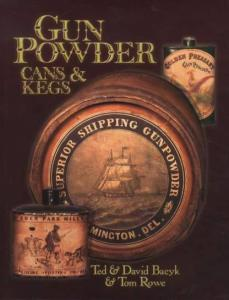 Gun Powder Cans & Kegs, Volume One