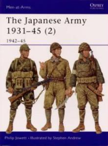 Men-at-Arms 369: The Japanese Army 1931-45 (2) (WWII)