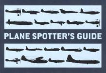 Plane Spotters Guide