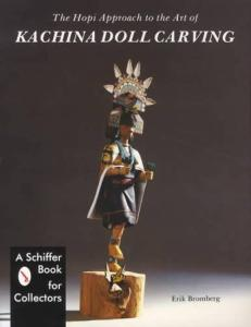 Kachina Doll Carving Hopi Art