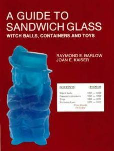 Sandwich Glass: Witch Balls, Containers, Toys
