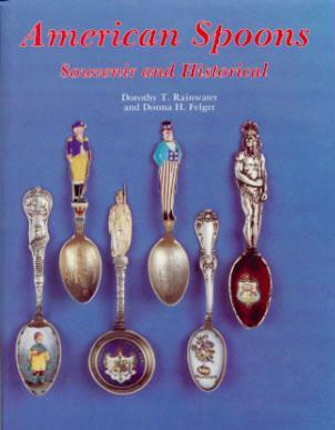 American Spoons Book Historical Amp Souvenir Silver More