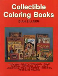 Collectible Coloring Books