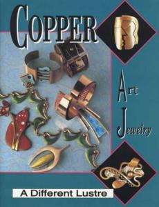 Copper Art Jewelry