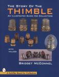 Thimble Illustrated Guide, Vintage Thimbles 1900s era