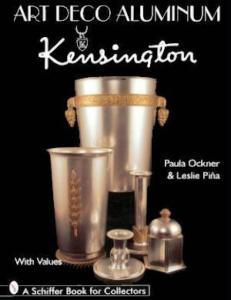 Art Deco Aluminum Kensington by: Ockner & Pina