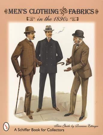 s clothing fabrics in the 1890s price guide