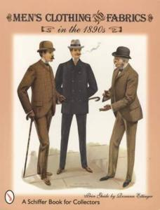 1890s Mens Clothing