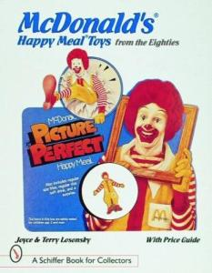 McDonalds Happy Meal Toys 1980s