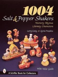 1004 Salt and Pepper Shakers by: Larry Carey, Sylvia Tompkins