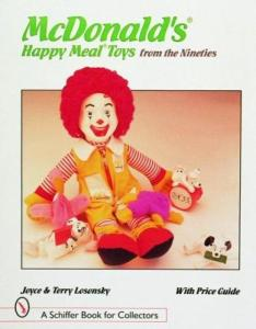 McDonalds Happy Meal Toys 1990s