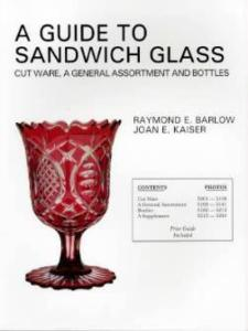 Sandwich Glass: Cutware, Bottles