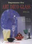 Depression Art Deco Glass