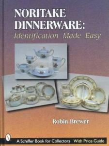 Noritake Dinnerware by: Robin Brewer