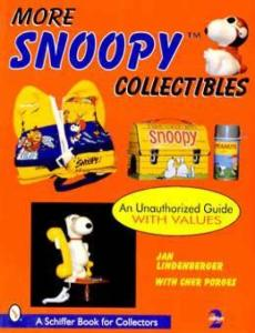 More Snoopy Collectibles by: Jan Lindenberger, Cher Porges