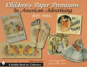 Childrens Paper Advertising Premiums