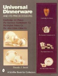Universal Dinnerware (China) by: Timothy J. Smith