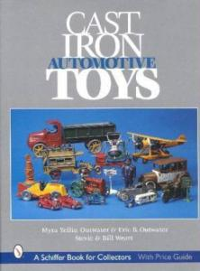 Antique Cast Iron Automotive Toys by: Yellin & Outwater