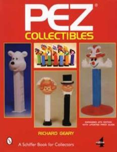 Pez Collectibles by: Richard Geary