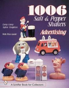 1006 Salt and Pepper Shakers: Advertising by: Larry Carey, Sylvia Tompkins