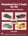 Promotional Cars Trucks 1934-1983