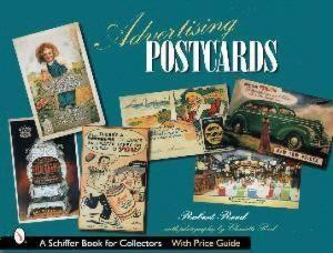 Advertising Postcards by: Robert Reed