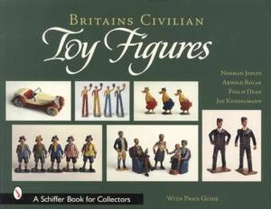 Britains Civilian Toy Figures