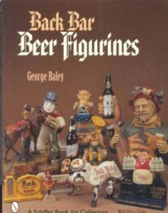 Back Bar Beer Figurines by: George Baley