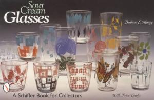Vintage Sour Cream Glasses by: Barbara Mauzy