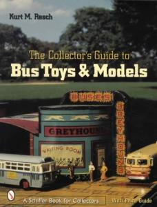 Bus Toys Models Collector Guide