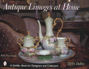 Antique Limoges at Home