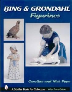 Bing & Grondahl Figurines by: Caroline & Nick Pope