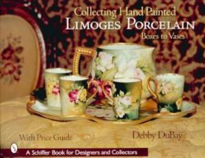 Hand Painted Limoges Porcelain by: Debby DuBay