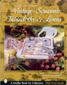 Souvenir Tablecloths & Linens by: Glasell